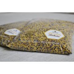 Pyłek kwiatowy 500 gram, Pyłek kwiatowy i pierzga pszczela,