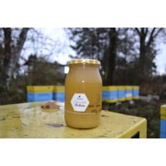 Miód Lipowy 900 ml, 1,25 kg duży słoik Główna